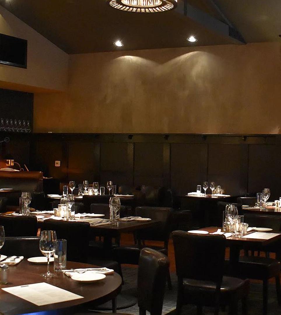 ENJOY FINE DINING IN NOVATO