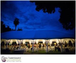 Wedding - Wedding Tent