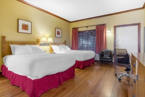 Inn Marin and Suites: 2 Double Beds